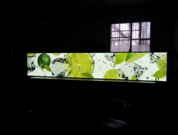 lumisheet podświetlenie krawędziowe LED