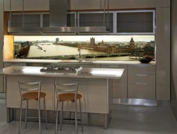 obraz led w kuchni lumisheet