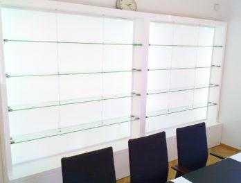 podświetlane meble LED backlight