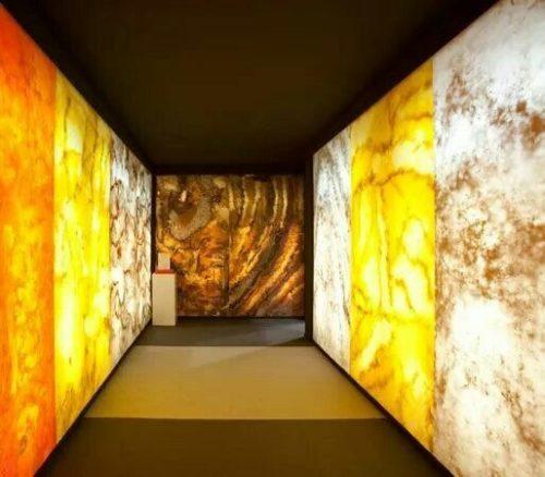 podświetlany kamień panel lgp crystal panel