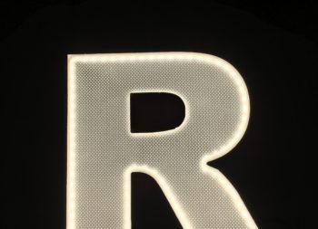 LED nieregularny kształt