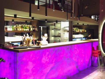 oświetlenie led do mebli bar