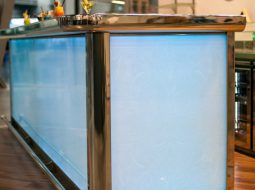 oswietlenie led do mebli crystal panel